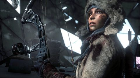 Rise of the Tomb Raider Launch Screenshots