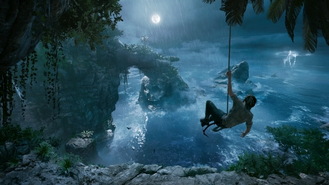 Shadow of the Tomb Raider on Xbox Game Pass