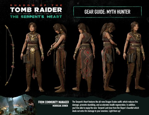 Resultado de imagem para dlc shadow of the tomb raider the serpents heart