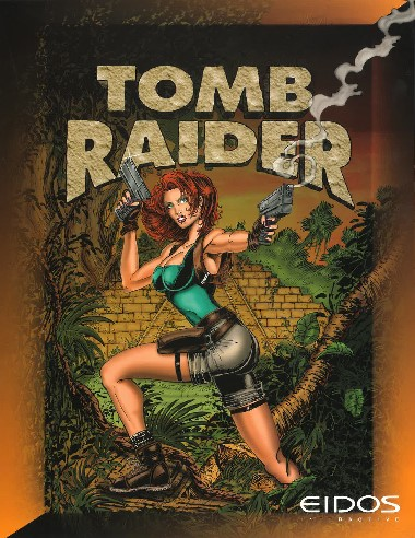Tomb Raider Artwork
