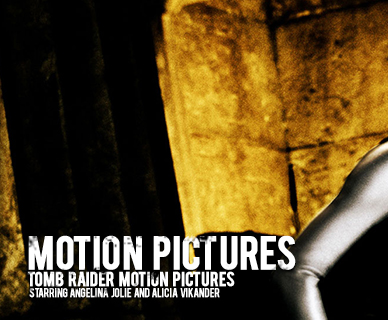 Tomb Raider Motion Pictures