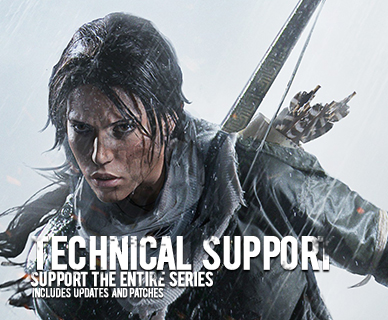 Tomb Raider Technical Support