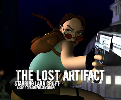 Tomb Raider III The Lost Artifact
