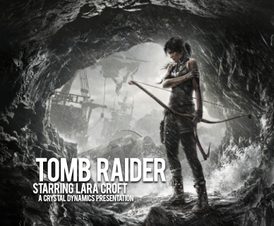 Tomb Raider from Crystal Dynamics