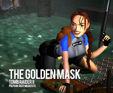 Tomb Raider II The Golden Mask