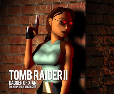 Tomb Raider Ii Dagger Of Xian