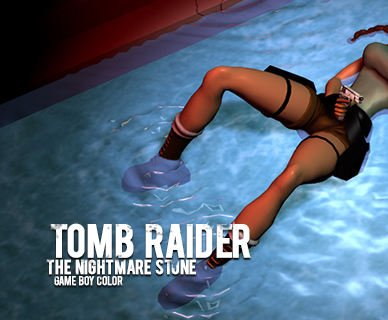 Tomb Raider The Nightmare Stone
