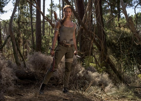 Tomb Raider Chronicles Alicia Vikander S Imdb Now Includes