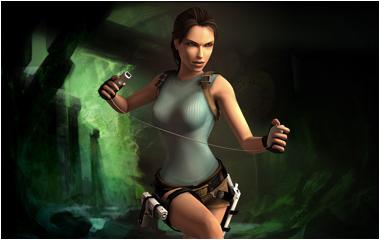 Tomb Raider Anniversary Wallpaper