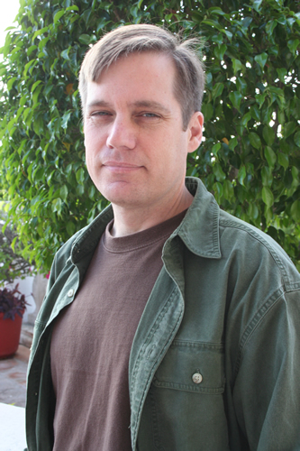 Eric lindstrom, author