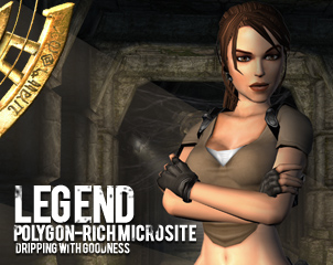 Tomb Raider Legend Fan Wallpaper For Pc And Mac