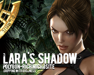 Lara's Shadow