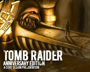 Tomb Raider Anniversary Edition