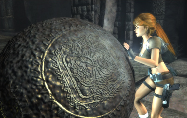 Tomb Raider Legend Xbox 360 screen shots