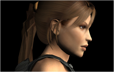 Tomb Raider Underworld Lara Croft Renders