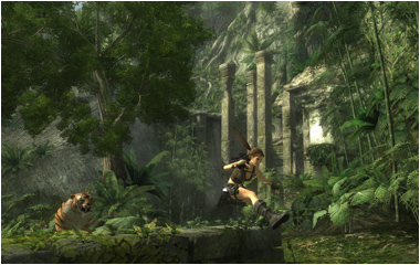 Tomb Raider Underworld Thailand Screenshots