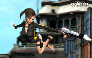 Tomb Raider Underworld Wallpaper