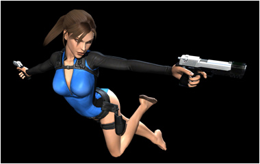 Lara Croft Costume Packs