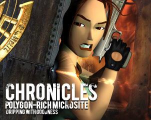 Tomb Raider Chronicles Cheats And Cheat Codes For Playstation