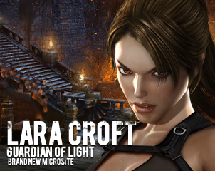 Lara Croft Guardian Of Light