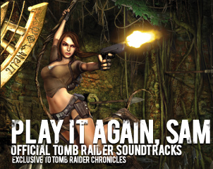 Tomb Raider Soundtracks