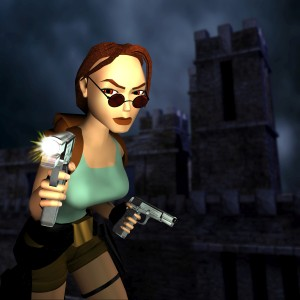 Tomb Raider Chronicles High Resolution Artwork