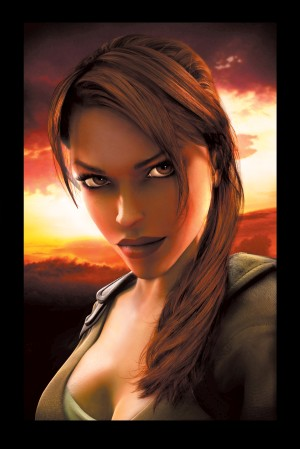 Tomb Raider Legend High Resolution Artwork
