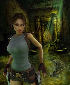 Tomb Raider Anniversary High Resolution Artwork