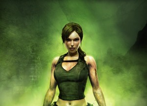 Tomb Raider Underworld High Resolution Artwork