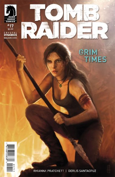 Tomb Raider Comics