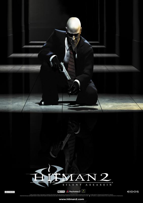 Hitman 2: Silent Assassin - Concept Art