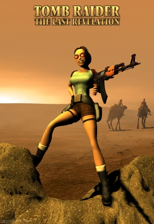 Lara Croft Intrepid Explorer