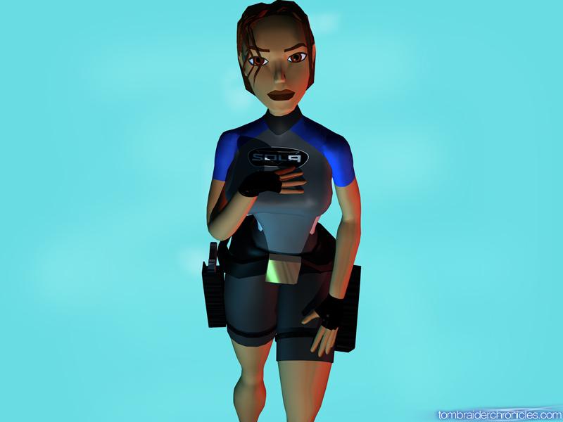 Mr Croft's Forum XNA-Lara Competition part I: Entries!!! Screen2