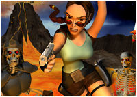 Lara Croft Pictures