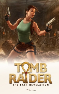 Tomb Raider 25 Andy Park Artwork