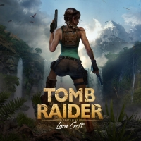 Tomb Raider 25 Brenoch Adams Artwork