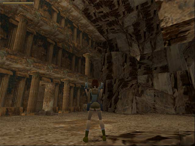 Tomb Raider 1996 Review Www Tombraiderforums Com