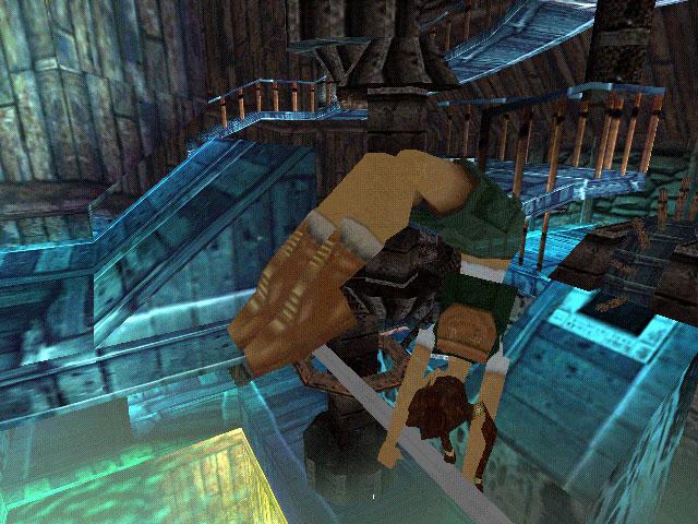 tomb raider chronicles pc gameplay