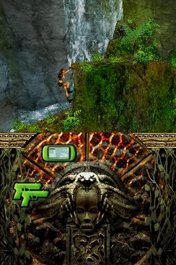 Tomb Raider Legend Nintendo Ds Screenshots