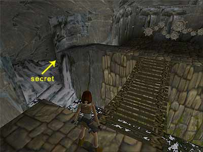 Tomb Raider Walkthrough And Game Guide Peru Level 3 Lost Valley