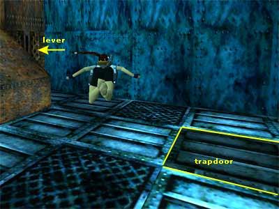 Tomb Raider 2 Walkthrough And Game Guide Ocean Level 7 40 Fathoms