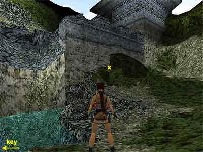 Tomb Raider 2 Walkthrough And Game Guide China Level 1 Great Wall