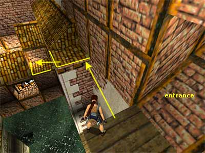 Tomb Raider 2 Walkthrough And Game Guide Italy Level 4 Opera House