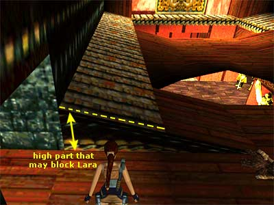 Tomb Raider 2 Walkthrough and Game Guide - China, Level 15