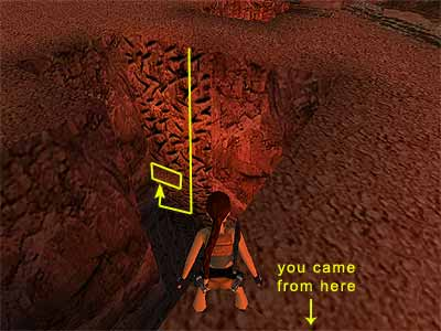 how to get to last repeater tomb raider