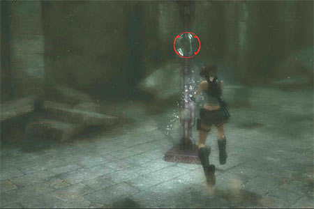 tomb raider how to jump dive xbox