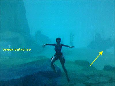 tomb raider underworld how to get crocodile head